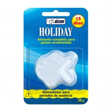 Alcon Holiday 20g 15 dias