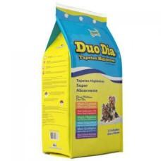 Tapete higiênico Duo Dia 80cm x 60cm 30 unidade PetMais
