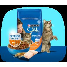 Cat Chow Castrados 2,7kg